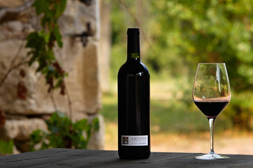 Vinyes del celler Mas OllŽ, DO Empordˆ, Torrent, Baix Empordˆ, Girona