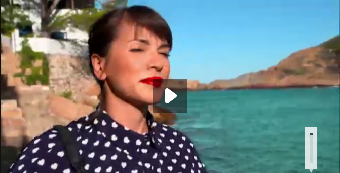 Rachel Khoo in Costa Brava